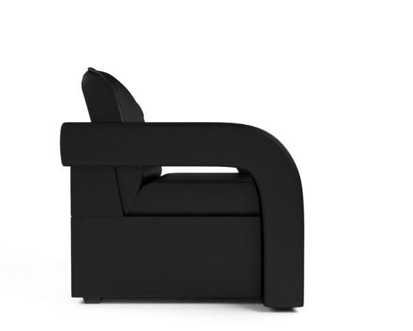 Кресло-кровать Карина-2 (черный кожзам)
