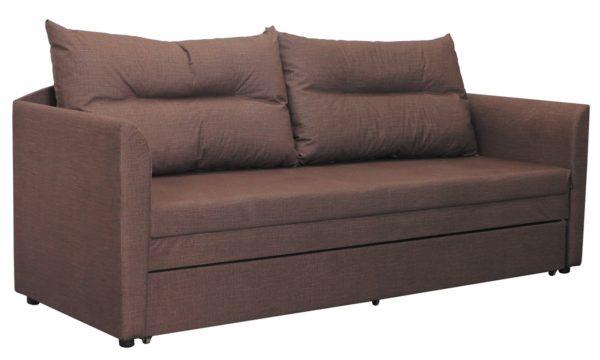 Прямой диван Беатрис-4 велюр