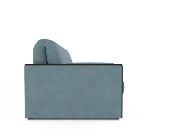 Прямой диван Даллас (голубой - Luna 089)
